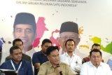 Tim Hukum silaturahmi dengan Presiden Jokowi