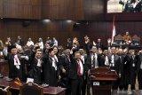 Ini pertimbangan Mahkamah pada gugatan Prabowo-Sandi