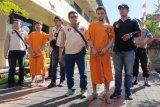 Lima tahanan kabur ditangkap