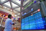 IHSG ditutup menguat 5,21 poin
