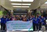BPJS Ketenagakerjaan lindungi 30 mahasiswa UGM KKN di Labuan Bajo