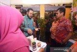 Gubernur apresiasi peternak Padang Panjang mampu kembangkan produk olahan susu