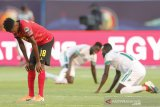 Mauritina seri 0-0 lawan Angola