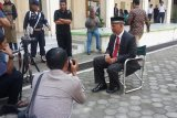 Wali Kota Padang berperan sebagai rektor dalam film layar lebar