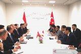Pertemuan RI-Turki membahas rencana kunjungan Erdogan ke Indonesia 2020