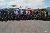 TNI akhiri operasi kemanusiaan darurat banjir di Konawe Utara