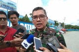 TNI masih lakukan pencarian heli M 17 di Oksibil
