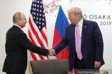 Putin harapkan kehadiran Trump pada peringatan Hari Kemenangan di Moskow