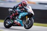 Raih pole position ketiga dan rekor di GP Belanda, ini komentar Quartararo
