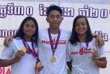 Perenang Indonesia tambah koleksi empat emas kejuaraan junior Asia Tenggara