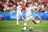 Morgan rayakan ultah ke-30 dengan gol kemenangan Amerika