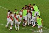 Sempat terseok-seok,  Argentina semifinalis tanpa adu penalti