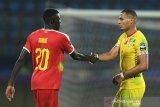 Laga Benin vs Guinea-Bissau berakhir tanpa gol
