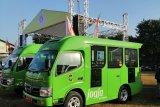 Shuttle bus wisata