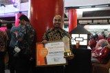 Humas Makassar raih penghargaan kemitraan media terbaik