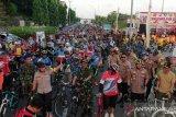 Fun Bike Bhayangkara Tanjungpinang diwarnai deklarasi damai