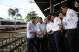 Menhub respons positif Gubernur Lampung kembangkan komuter antarkota