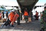 TNI AD hentikan sementara pencarian helikopter MI 17