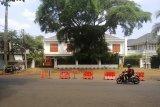 Kediaman Prabowo Subianto  sepi jelang penetapan presiden dan wapres terpilih