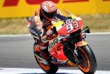 Marquez akui kecepatan Yamaha-Suzuki di kualifikasi GP Belanda