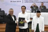 Ini ajakan Jokowi pada Prabowo-Sandi