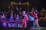 Lestarikan budaya, Sanggar Greget Semarang pentaskan tari-tarian