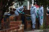 Tersangka  penikaman empat orang di Inggris ditangkap