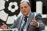 Presiden La Liga lebih pilih Neymar tak kembali ke Barcelona