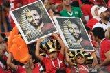 Performa Tim Piramida Mesir sempurna di Grup A Piala Afrika