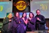 Anggun C Sasmi konser amal biaya pendidikan