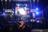 Konser Slank di Garut diwarnai komplotan copet, puluhan penonton jadi korban