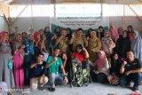 LPBI-NU bantu stimulan modal usaha perempuan korban bencana Sulteng