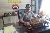 Kenaikan pangkat Kabid Humas Polda Lampung dipersembahkan buat almarhumah ibunda
