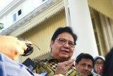 Airlangga didukung kembali untuk maju sebagai calon Ketum Partai Golkar
