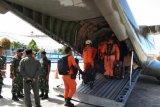 Medan pencarian helikopter MI 17 hilang kontak sangat ekstrem, bertebing dan curam