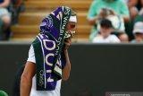 Tsitsipas dan Zverev tersingkir pada putaran pertama Wimbledon