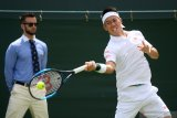 Kei Nishikori lolos ke babak kedua US Open