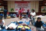 BI Sulut menggelar donor darah wujud peduli kemanusiaan