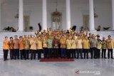Jokowi nyaman dengan kepemimpinan Airlangga