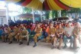 Latih ketangkasan, 100 relawan Tanah Datar diberi pelatihan penanganan bencana