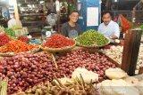 Kenaikan harga bahan makanan penyumbang terbesar inflasi di Kepri