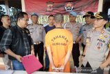 Polisi tangkap ayah berbuat asusila kepada anaknya hingga hamil