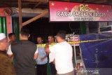 Rumah makan di Sampit terbakar akibat kompor lupa dimatikan