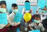 Mahasiswa Unimed bangun laboratorium sederhana untuk SD