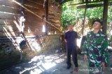 Bersama TNI, Baznas Agam perbaiki lima RTLH di Sungai Pua