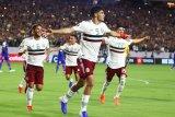 Meksiko melaju ke final Piala Emas