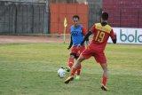 Empat pemain Kalteng Putra absen saat hadapi Borneo FC