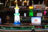 BKKBN Sultra perkenalkan miniatur Tugu Persatuan di Harganas Kalsel