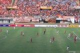 Persija raih kemenangan perdana Liga 1