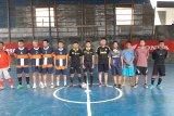 Kompetisi futsal ala komunitas Honda digelar di Palu